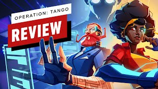 Operation: Tango Review (Video Game Video Review)