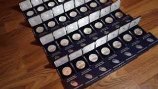 1986-2013 American Silver Eagle Coins in US Mint Box BU Brilliant Uncirculated
