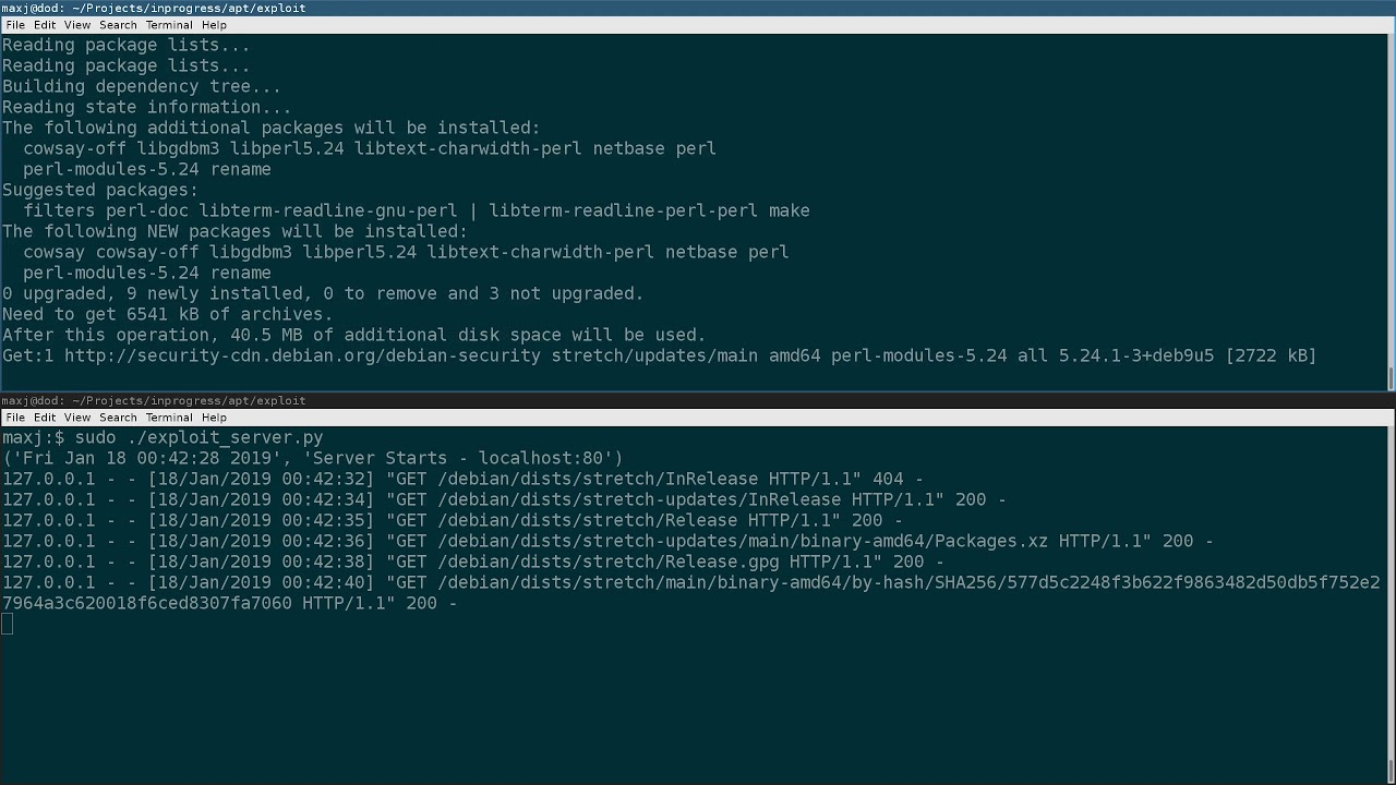 Critical RCE Flaw in Linux APT Allows Remote Attackers to Hack Systems