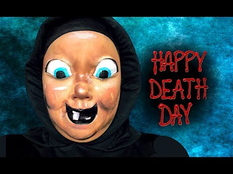 happy death day makeup tutorial youtube