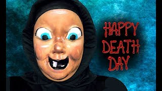 HAPPY DEATH DAY MAKEUP TUTORIAL!