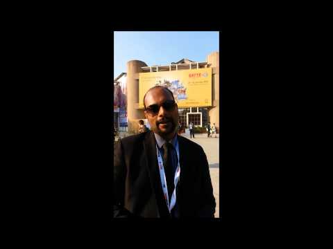 Mr. Nikunj Jain (Paras Holidays) at SATTE 2015