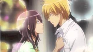 AMV- Drive By- Train- Kaichou wa Maid-sama