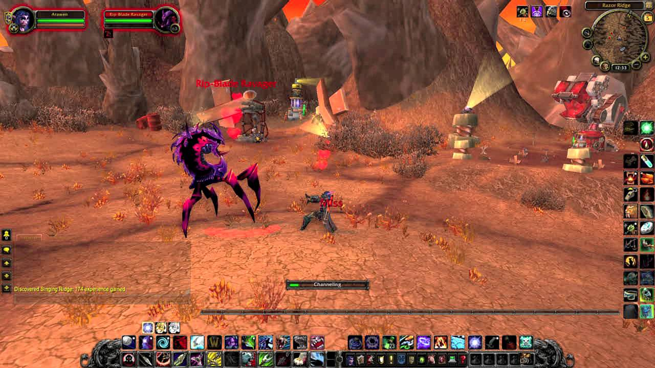 How To Tame Rip Blade Ravager In Quot Wow Quot Advanced Quot Wow