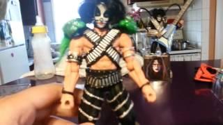 Kiss Peter Criss action figure