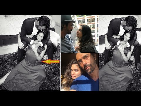 Arjun Rampal and His Unmarried Girlfriend Expecting Their First Child