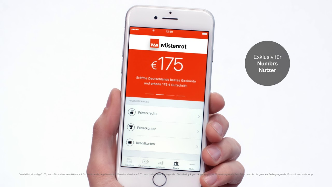 Numbrs Starts New Advertising Campaign In Germany Focusing On The App S Features Numbrs Com