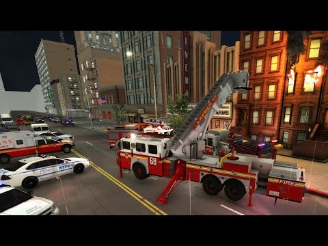 EmergeNYC 0.1.9 Pre-Alpha Gameplay (2017 Emergency Game)