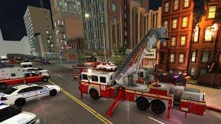 EmergeNYC 0.1.9 Pre-Alpha Gameplay (2017 Emergency Game)
