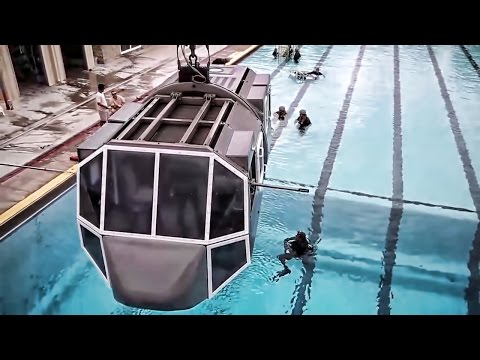 Underwater Helicopter Egress Training • Helo Dunker