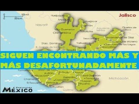 #Jalisco Ya Son 22 Personas En Un Predio De Tlajomulco De Zuñiga