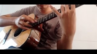 spiritual groove antoine dufour cover by tno fingerstyle