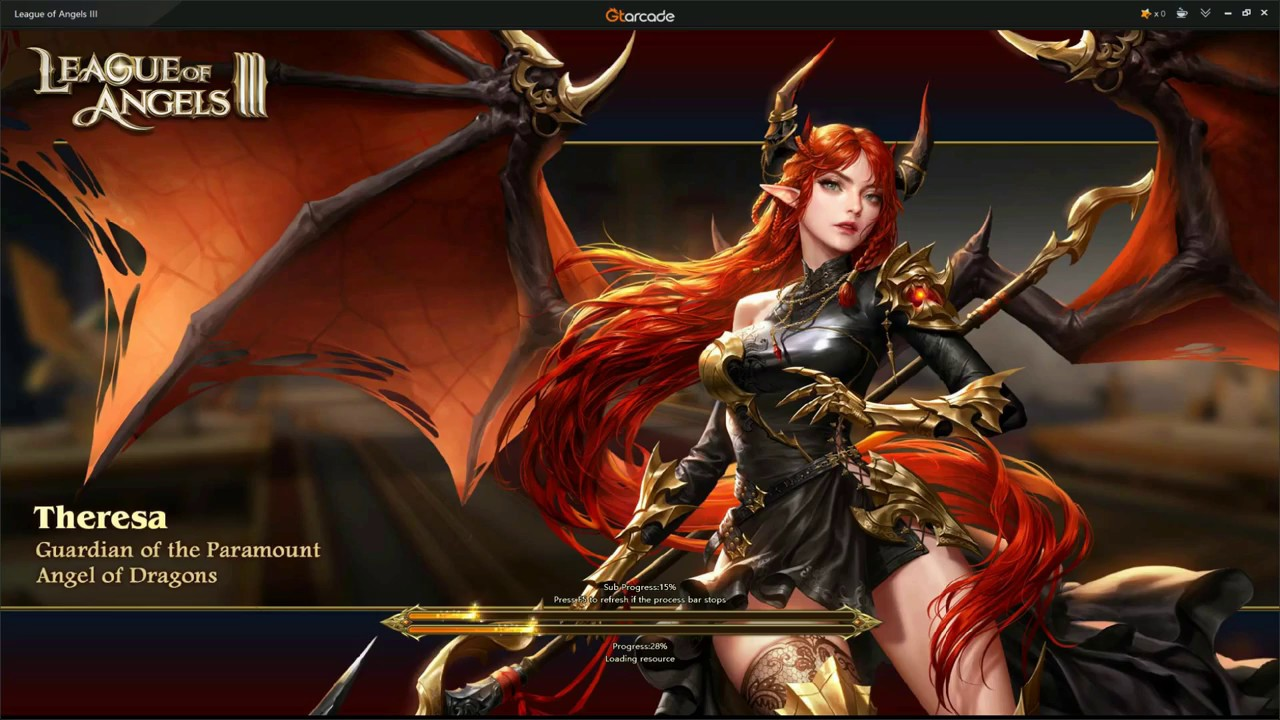 League of Angels 3 Gameplay #2 - YouTube  League of Angel...