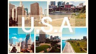 Tour the U.S.A (Chicago, St. Louis, Nashville)