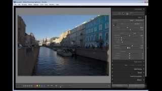 Видео уроки Lightroom 3 Работа с Tone Curve