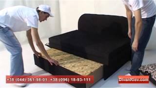 видео Выкатные диваны