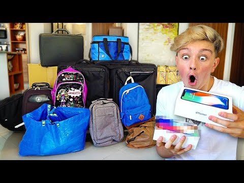 I Bought $1000 Lost Luggage at an Auction and Found This... [MUST WATCH]