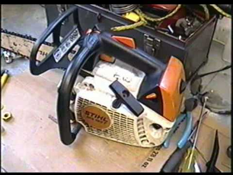 Stihl MS192T Chainsaw Repair (MUST SEE)