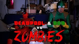 Repeat youtube video Deadpool & Bob vs Zombies | Michael Jackson - Thriller Parody