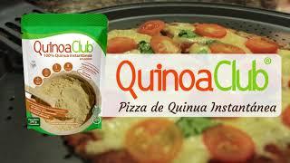 Pizza Napolitana de Quinua