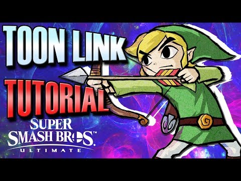 Smash Ultimate: Toon Link Competitive Tutorial