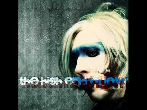 marilyn manson- blank and white