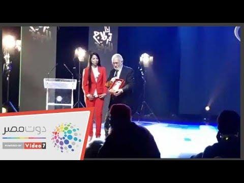 شاهد تكريم الفنان -عبد الرحمن أبو زهرة- بأيام قرطاج المسرحية  - 20:54-2018 / 12 / 16
