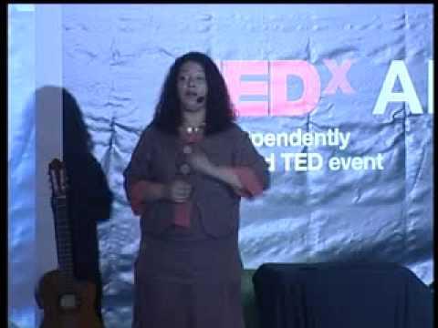 Fadhila Brahimi at TEDxAlger