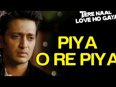 Piya O re piya atif aslam song ringtone || Atif aslam || Sad ringtones