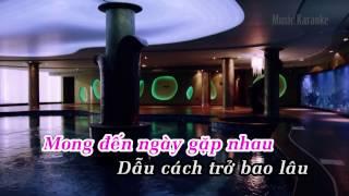 Karaoke Gửi Anh Xa Nhớ - Bích Phương ... Hat Karaoke