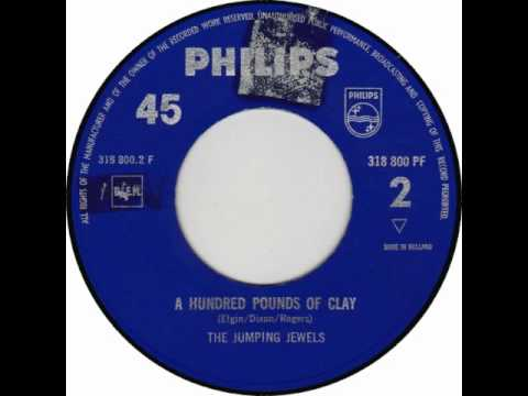The Jumping Jewels - A Hundred Pounds Of Clay