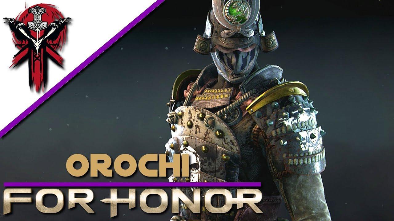 for honor gameplay deutsch