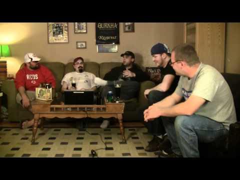 Crap Beer: Episode #74 Rivertown Brewery Roebling Porter