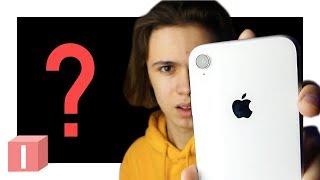 Неделя с iPhone XR - Лучший айфон ever