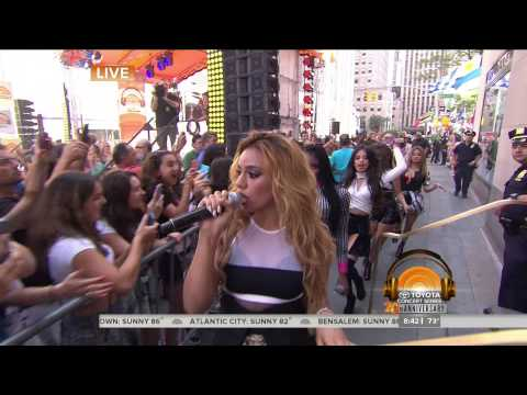 [HD] Fifth Harmony - Worth It - TODAY SHOW (Live)