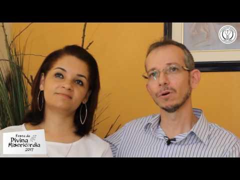 Ana Paula e Marcelo (Com. Shalom) - Jesus, Rei do Perdão - Festa da Divina Misericórdia 2017
