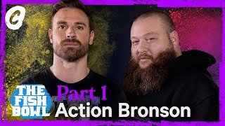 Action Bronson in The Fish Bowl with Chris Long (E1) | Chalk Media