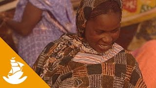 Mauritanian women and the market of fish (Part 1/2)
