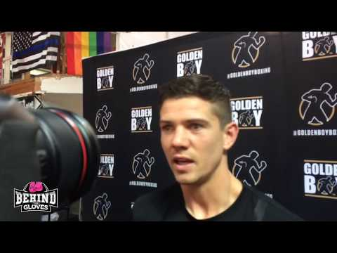 LUKE CAMPBELL LOOKING TO MAKE THE MOST OF HIS OPPORTUNITY AGAINST JORGE LINARES