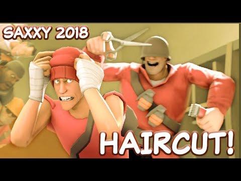 [Saxxy 2018] HAIRCUT!