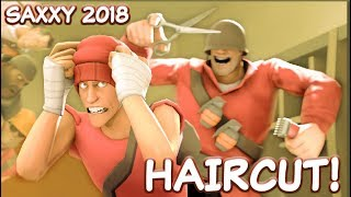 Saxxy 2018 HAIRCUT