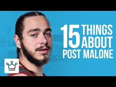 15-things-you-didn't-know-about-post-malone