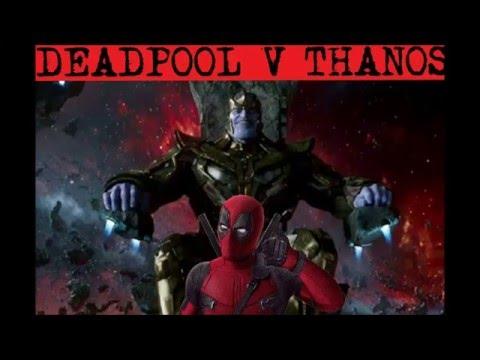 Deadpool Vs Thanos Trailer (fanmade) Youtube