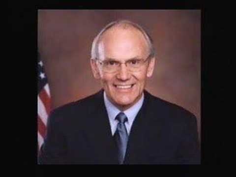 "Larry Craig - ""I am NOT Gay"""