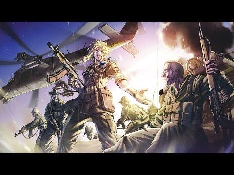 Top 30 MilitaryWar Anime of All Time! HD