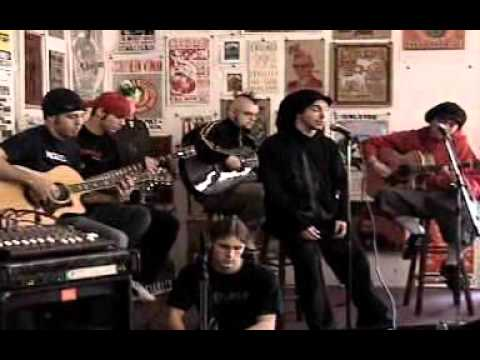 10 Years Through the Iris Acoustic at Record Store