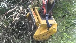 SEPPI M  - BMS - excavator mulcher/ Baggermulcher/ trincia x escavatori by  SEPPI Mulcher