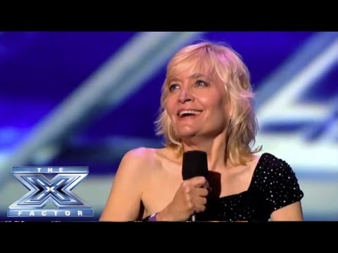 "Sally Hessnice - Performs ""The Greatest Love Of All"" By Whitney Houston - THE X FACTOR USA 2013"