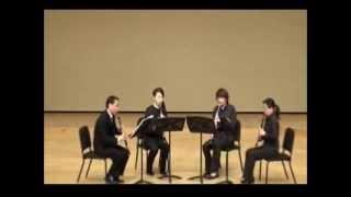 2014年2月23日(日) 京都黒笛音楽隊 第5回クラリネットコンサー...