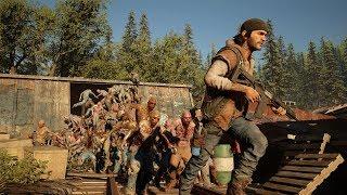 Days Gone -  TheBrokenMachine's Chillstream 60 fps PS4 Pro multiplayer Gameplay